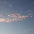 ポップコーンの雲