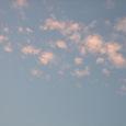 2007.10・22*夕焼けの前