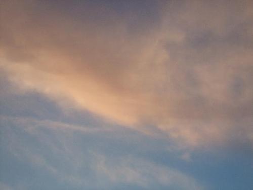 2月6日:朝の色